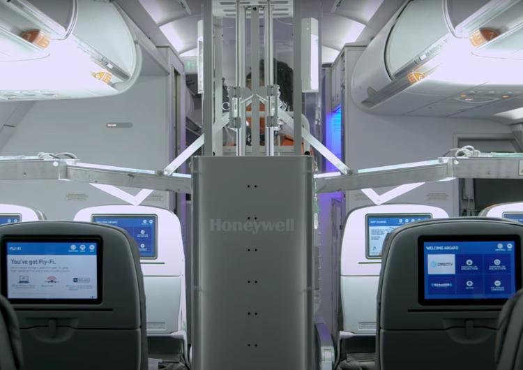 Azul Linhas Aéreas incorpora sistemas de higienización por rayos ultravioleta en sus aeronaves