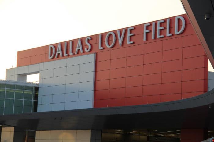 Dallas Love Field es considerado el mejor aeropuerto grande del país