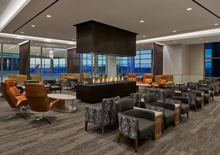 Delta Air Lines inaugura su mayor Sky Club en Estados Unidos