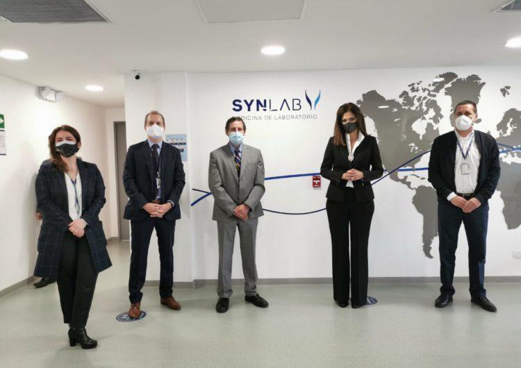 Aeropuerto El Dorado inauguró laboratorio de pruebas de coronavirus