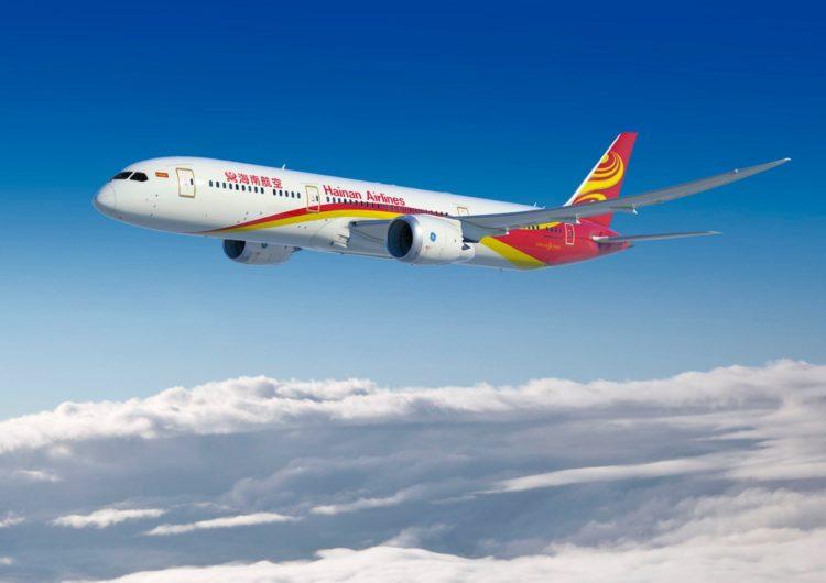 Tijuana abre sus puertas a Hainan Airlines