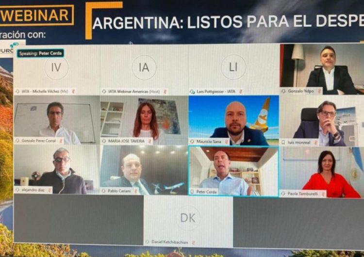 Industria Aérea de Argentina Está Lista para Despegar Nuevamente y Pide al Gobierno que Garantice la Conectividad del País