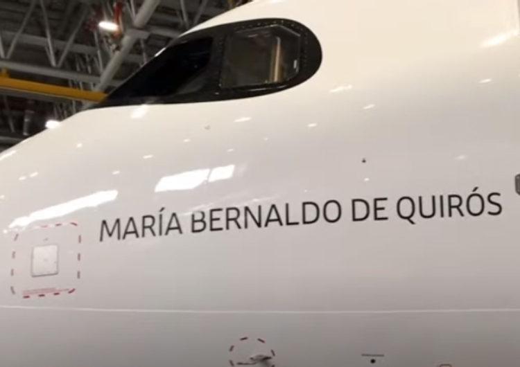 Iberia rinde homenaje a la primera piloto en España