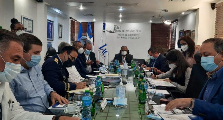 JAC de Rep. Dominicana establece realizar pruebas rápidas y aleatorias a pasajeros lleguen al país