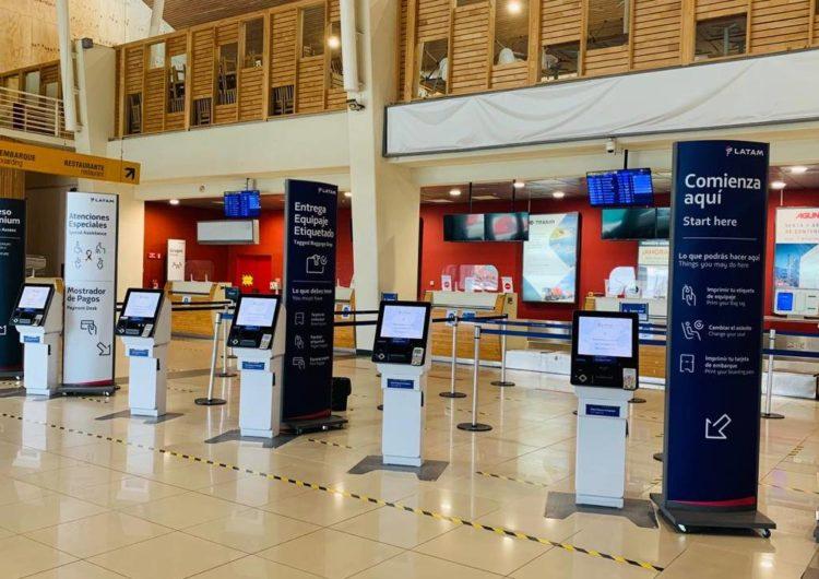 LATAM Airlines deja atrás el tradicional check-in  transformando su experiencia digital