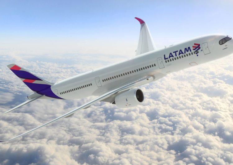 LATAM é a melhor aérea da América do Sul e a 2ª do mundo em Sustentabilidade