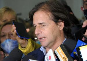 """Luis Lacalle Pou: """"Las fronteras de Uruguay van a estar básicamente cerradas en verano"""""""