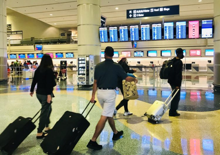 McCarran Airport Traffic Increase a Good Barometer for the Industry