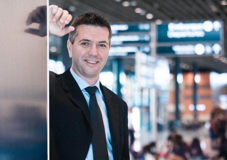 Ricardo Gesse é o novo CEO dos aeroportos de Vitória, Macaé e Florianópolis