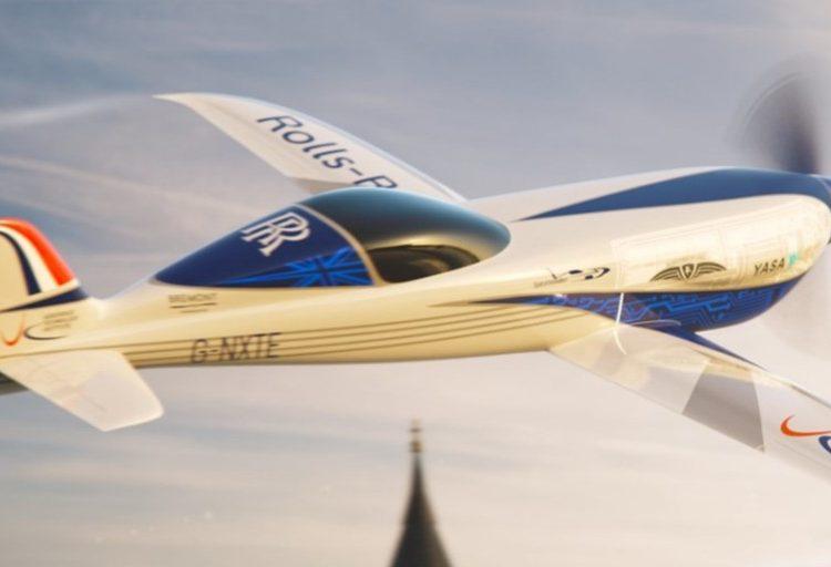 Desarrolla Rolls-Royce avión eléctrico