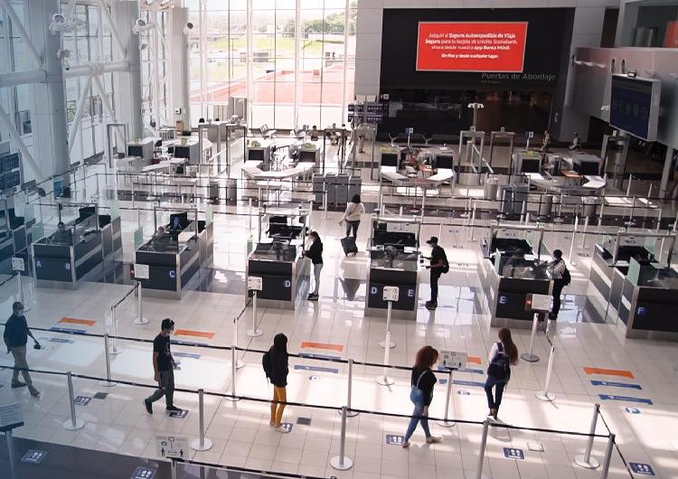 Costa Rica: Llegada de turistas al Aeropuerto Juan Santamaría representó solo un 3% respecto a agosto del 2019