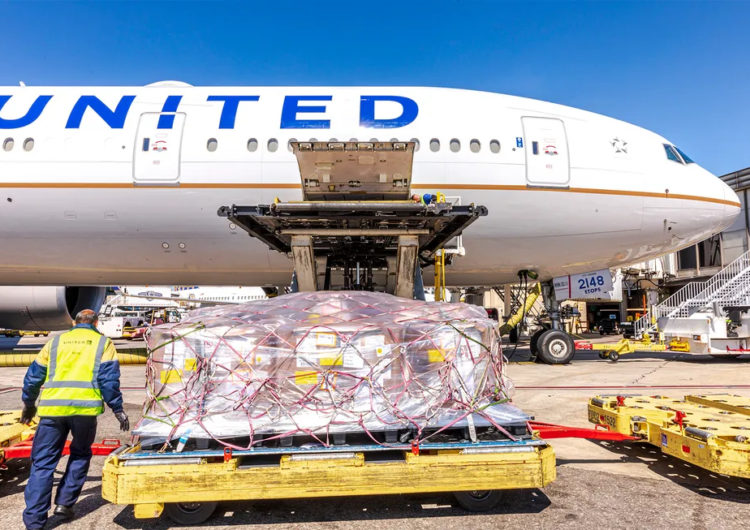 United Cargo carries out 5,000th cargo-only PAX flight