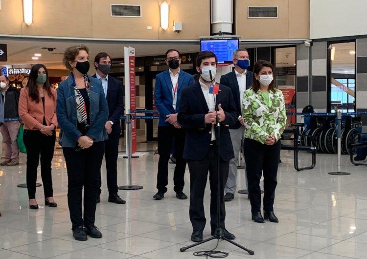 Chile: MTT detalla funcionamiento del nuevo permiso para viajes interregionales en bus y avión