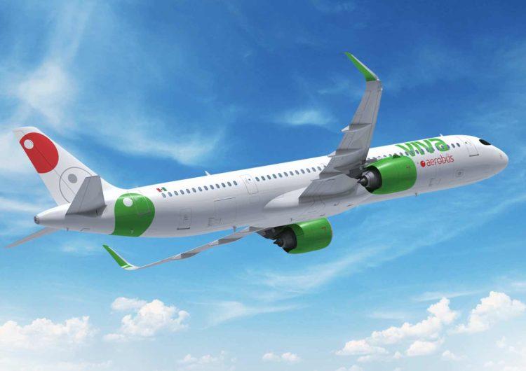 Viva Aerobus anunció sus nuevas rutas desde la Ciudad de México a Dallas Fort Worth (DFW) y Chetumal.