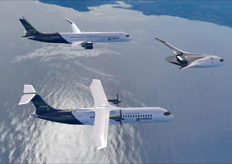 Airbus establece centros de desarrollo de cero emisiones en Alemania y Francia