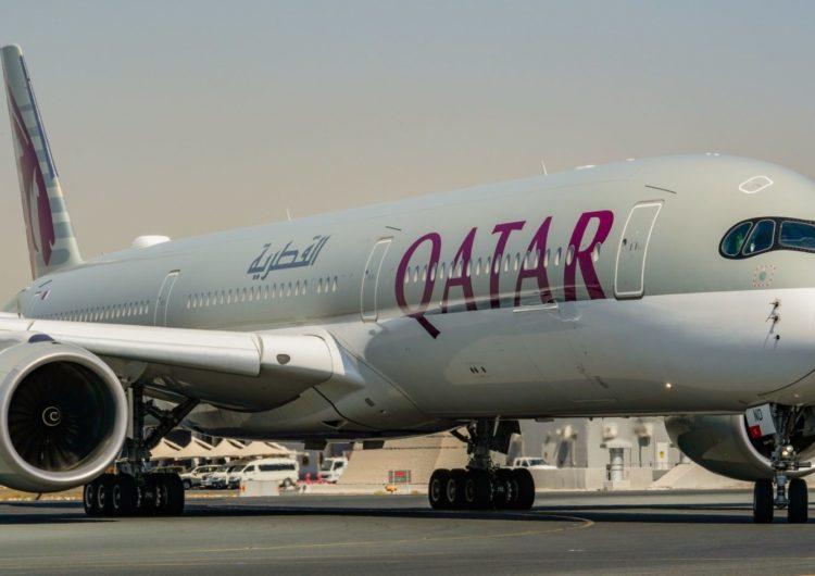 Qatar Airways recibió tres Airbus A350-1000
