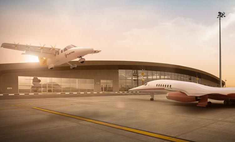 Aerion y Electra.Aero se unen para desarrollar las soluciones de movilidad del futuro