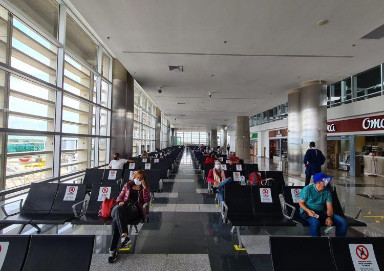 Colombia: El Aeropuerto Alfonso Bonilla Aragón al 12% de su capacidad habitual