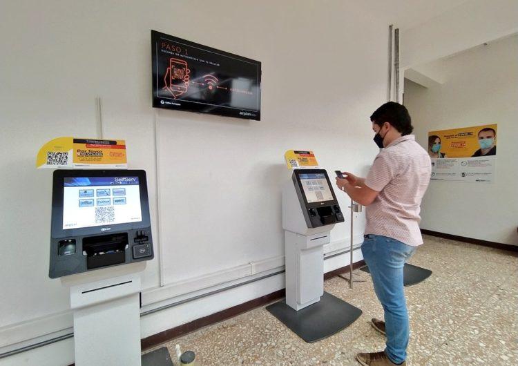 Colombia: Pasajeros pueden hacer su check-in sin contacto en aeropuerto de Rionegro