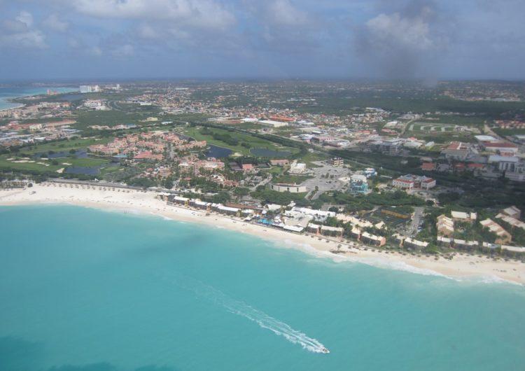 Aruba recibirá a turistas latinoamericanos desde el 1° de diciembre