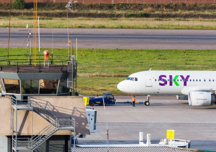 SKY reiniciará vuelos entre Cusco y Arequipa