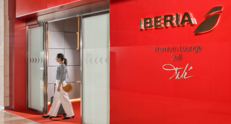 Aeropuerto de Madrid: Iberia reabre su sala premium de la T4