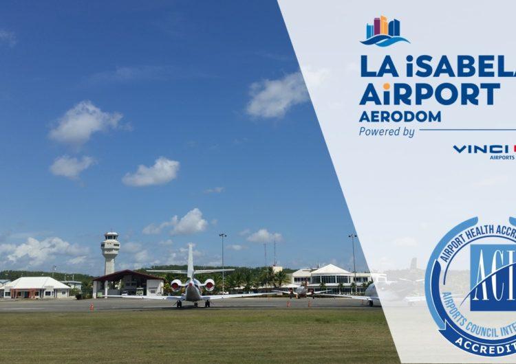 Aerodom acredita principales aeropuertos con certificación internacional