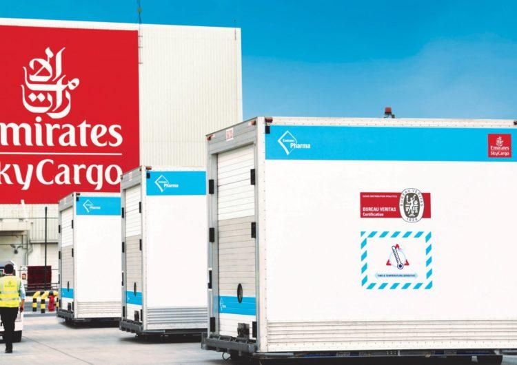 Emirates SkyCargo y Finnair Cargo se preparan para el desafío de distribuir la vacuna contra el COVID-19