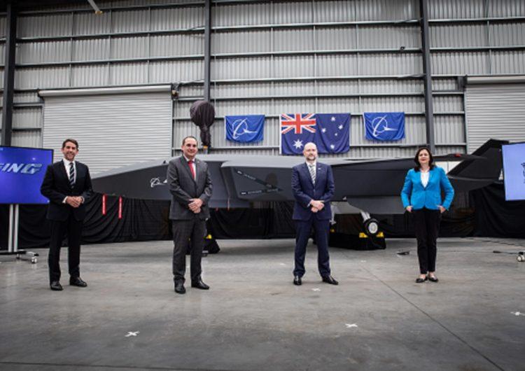 Queensland ensamblará el primer avión no tripulado desarrollado en Australia por Boeing