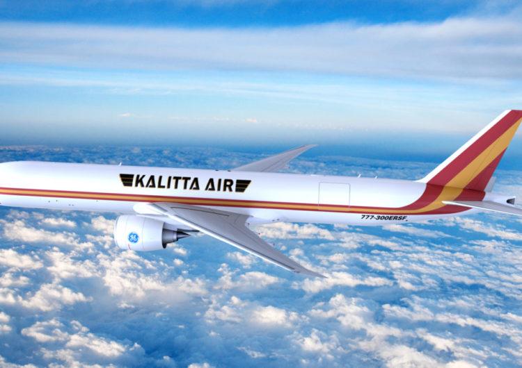 Kalitta Air será el cliente de lanzamiento del Boeing 777-300ERSF, el carguero bimotor más grande de la historia