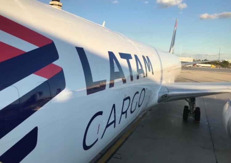 Latam Cargo exportó al mundo más de 13.200 toneladas de flores desde Colombia y Ecuador