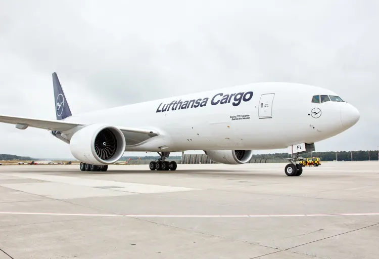 Lufthansa Cargo outlines winter freighter plans