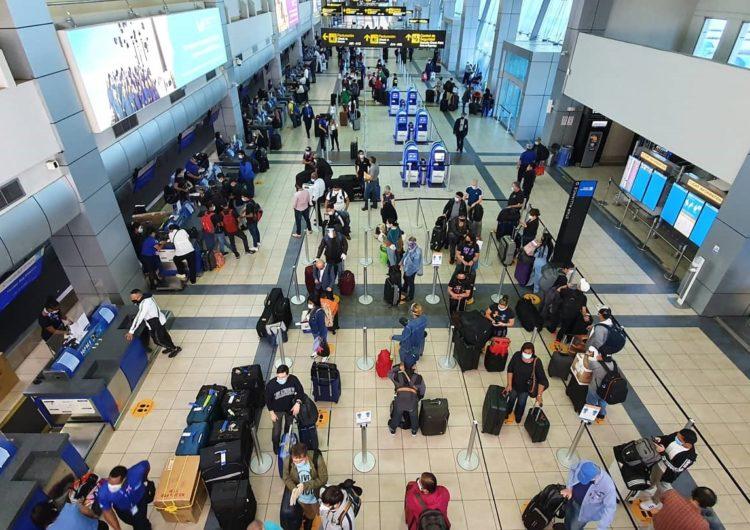 Panamá: Aeropuerto de Tocumen incrementó un 24% el tránsito de pasajeros en mayo