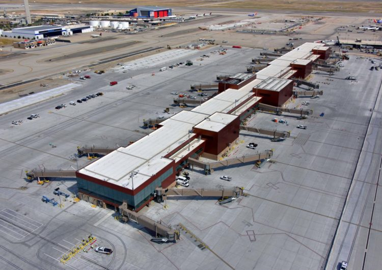 Salt Lake City International opens second new concourse in two months