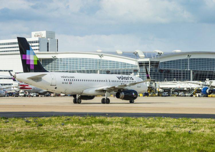 Volaris empezará a volar a DFW en diciembre