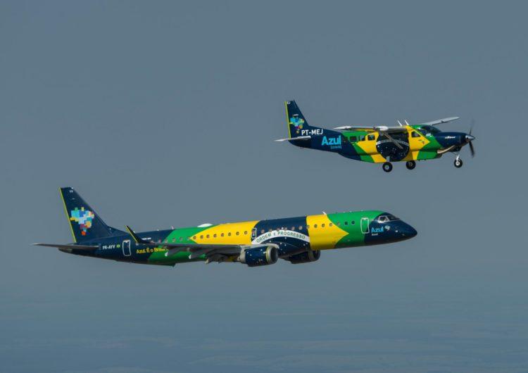 Aerolínea brasileña Azul dio conocer sus resultados financieros de 2020