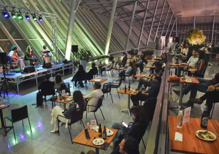 El Aeropuerto de Carrasco y Magnolio Media Group presentaron la AeroSala