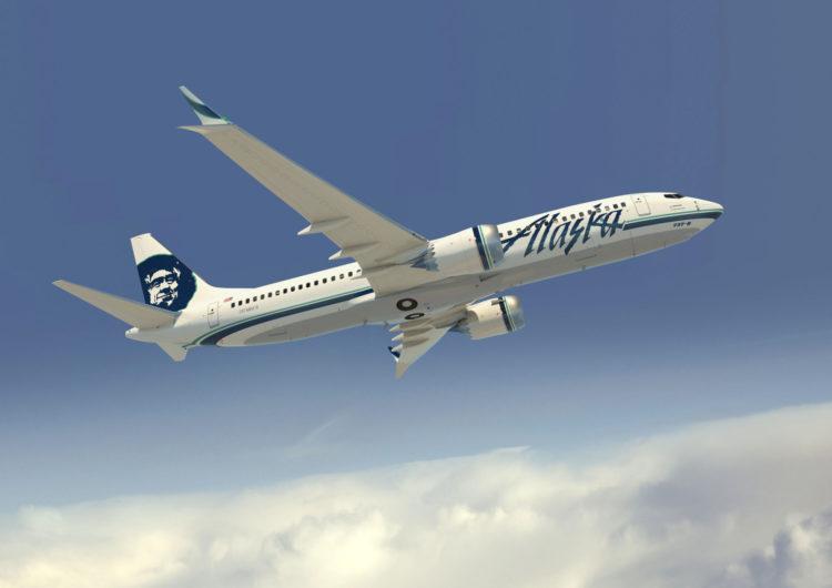 Alaska Airlines se prepara para recibir su primer B737 MAX en enero