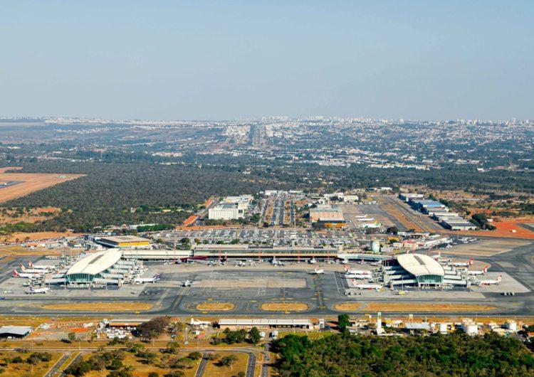 Aeroporto de Brasília estima mais de 7 mil voos em janeiro de 2021
