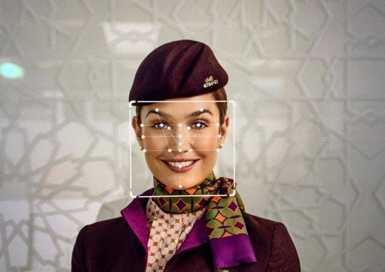 Etihad Airways probará sistema de reconocimiento facial para tripulantes