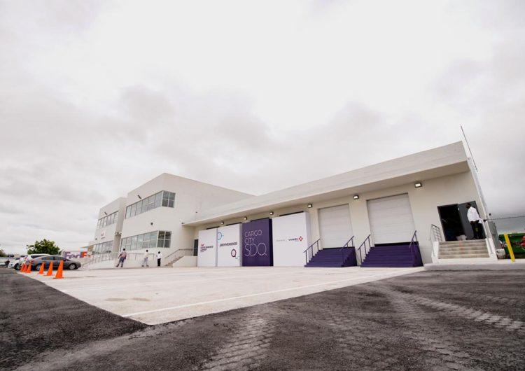 Aerodom inaugura nuevo Cargo City en Aeropuerto de Las Américas