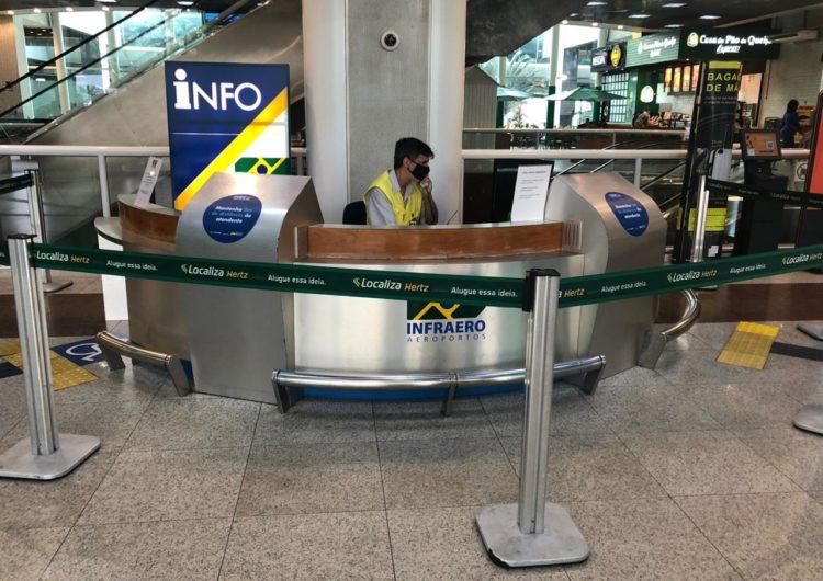 Aeroporto Santos Dumont recebe selo de Turismo Consciente RJ
