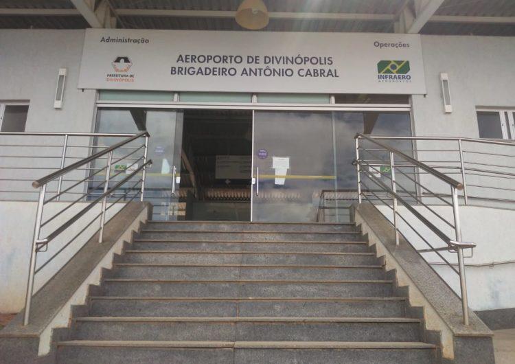 Infraero e Prefeitura firmam contrato para serviços no Aeroporto de Divinópolis