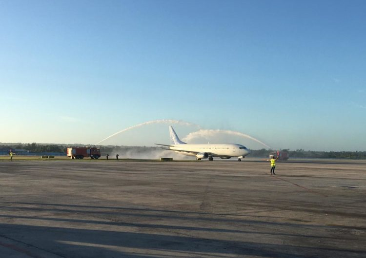 Swift Air la primera aerolínea en llegar al aeropuerto de La Habana tras su reapertura