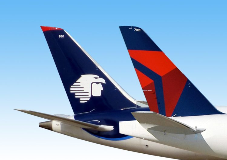 Aeroméxico y Delta regresan a Austin y Dallas e incrementan frecuencias a Houston