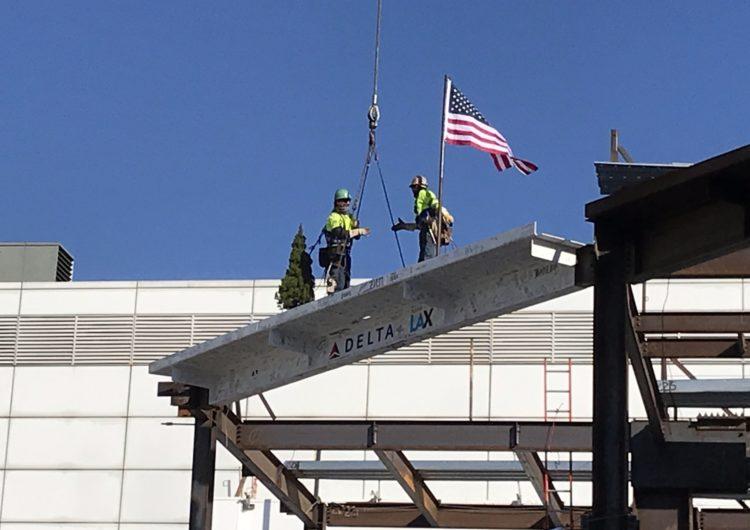 Delta y el Aeropuerto de Los Ángeles aceleran la transformación de la terminal Tom Bradley