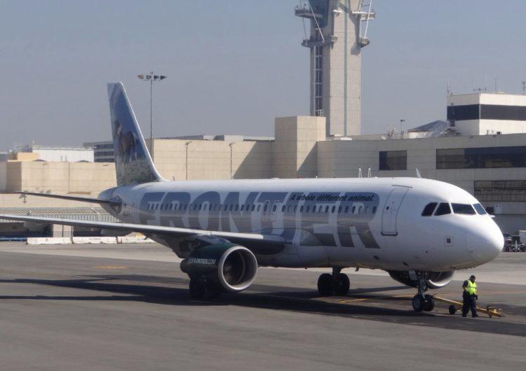 Anuncia Frontier nuevos vuelos a México