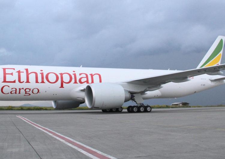Ethiopian Cargo y su primer vuelo trans-pacífico