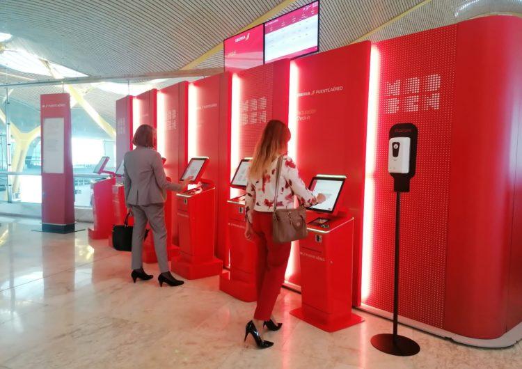 Iberia incrementa la oferta en el Puente Aéreo un 50% hasta cerca de 70 frecuencias semanales