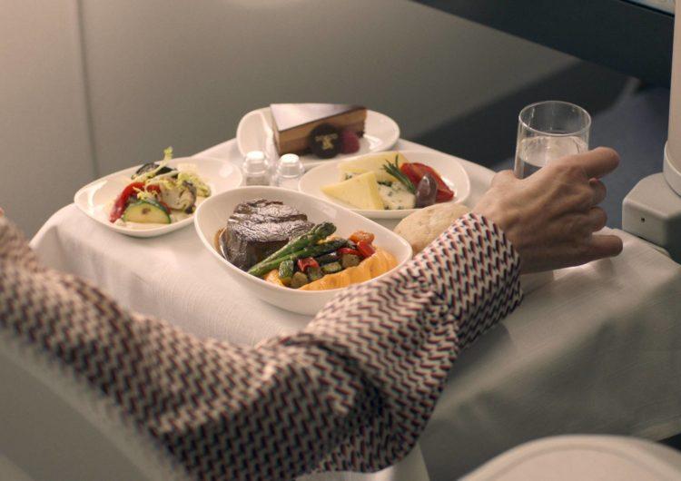 Productos de temporada, elaboraciones frescas y una cuidada presentación para los nuevos menús de Iberia